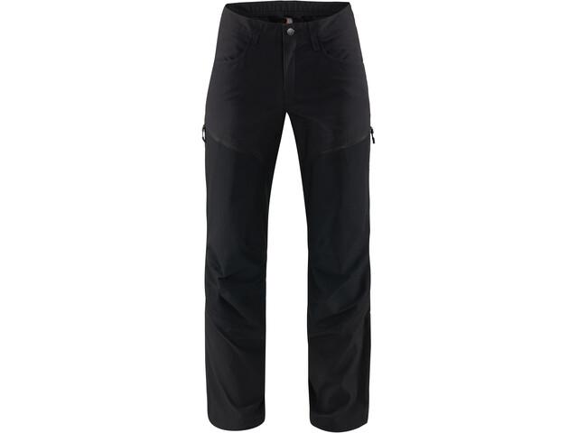 Haglöfs Mid Flex Naiset Pitkät housut , musta